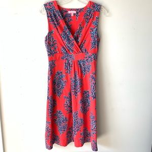 Lilly Pulitzer | Jia Coral Siesta A-Line Dress